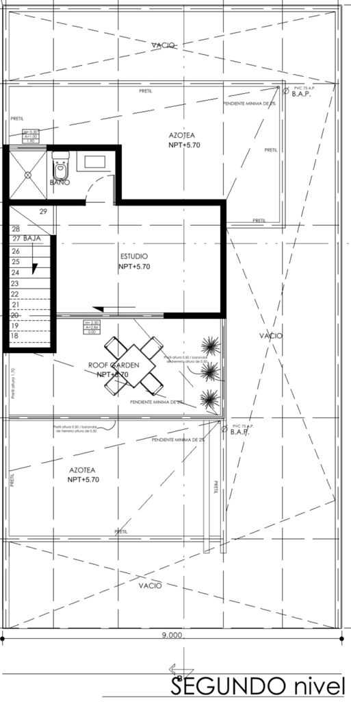 Propiedad en Acacia Zibatá. JF Arquitectos.