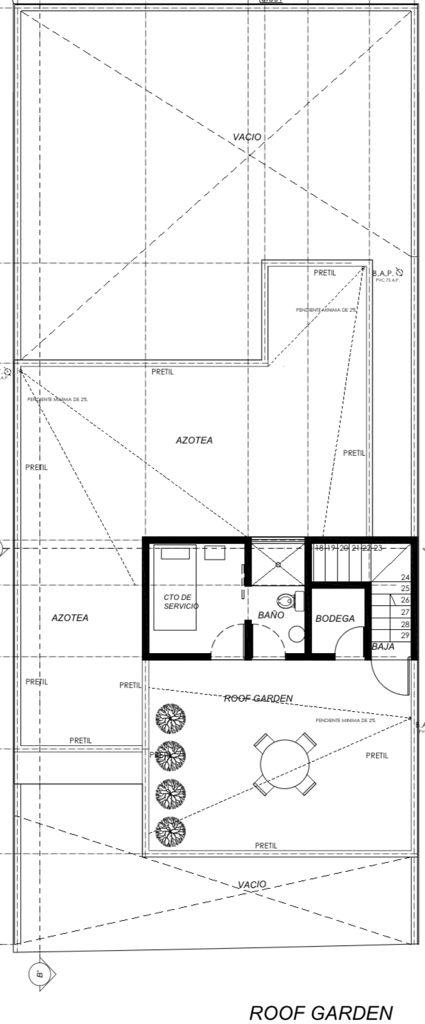 Propiedad en Jicuri, Zibatá. JF Arquitectos.